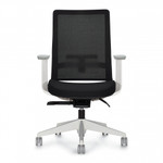 global factor high back mesh chair