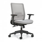 global factor mesh back task chair with arms