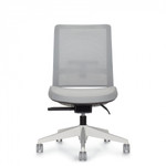 5541na factor mesh chair front view