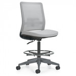 global factor armless task stool 5546na