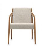 chap wood guest chair 1011