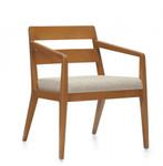 1014 model chap armchair by global