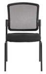 Eurotech Seating Dakota 2 Armless Mesh Back Side Chair 7014