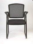 Eurotech Seating Dakota 2 Sled Base Mesh Back Guest Chair 7055SB