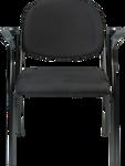 8011 eurotech dakota chair front view