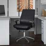 bush business furniture metropolis mid back chair