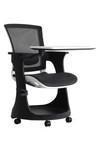 Eurotech Seating Eduskate Personal Workstation Chair SKTRN-WHBLK