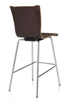 ki apply wood cafe stool