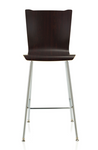 ki apply high back cafe stool