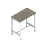 bridges II collaborative standing table