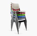 la mia stack chairs
