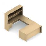 Global Adaptabilities Series U Shaped Office Desk ADP505R