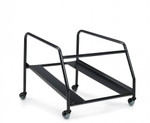 sas stack chair dolly