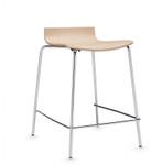 sas low back counter stool