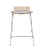 global sas low back stack stool