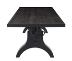 heavy duty height adjustable conference table