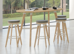 resi bistro stools with matching table