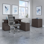 jamestown storm gray jtn026 desk set with chair