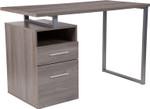 flash furniture harwood computer desk