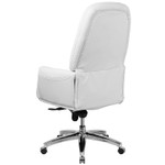 tufted office chair back