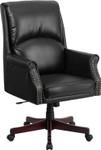 pillow back executive chair