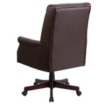 pillow back chair