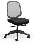 diem armless chair