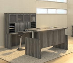 aberdeen ergonomic executive suite