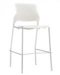 stream armless bar stool