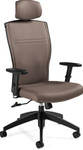 Global Alero 1966-4 High Back Office Chair with Headrest