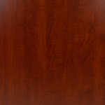 6' cherry conference table laminate swatch