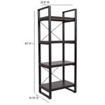 thompson bookcase dimensions