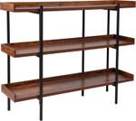 flash furniture mayfair bookcase