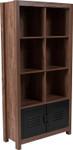 new lancaster storage cube bookcase