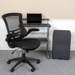 small computer furniture set