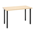 knotty maple ofm essentials table desk