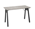 ofm essentials concrete table desk
