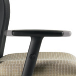 Global Alero Series High Back Tilter Chair with Adjustable Headrest 1960-4