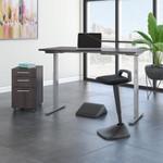 storm gray ergonomic furniture set