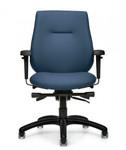 gala vinyl office chair
