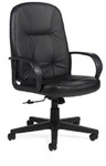 Global Arno Leather High Back Chair 4003
