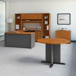 src098 natural cherry desk set
