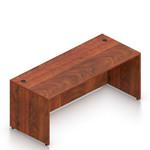 american dark cherry 71 x 30 superior laminate desk