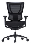Eurotech Seating iOO Adjustable Mesh Chair iOO-BLK