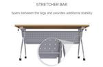 transform-2 table stretcher bar