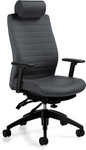 Global Aspen 2850-3 Executive Chair
