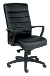 Eurotech Seating Manchester Leather Office Chair LE150 (2 Color Options Available!)