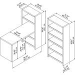 echo ech020 desk dimensions
