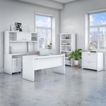 ech029 pure white executive set