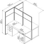 eodh46 dimensions